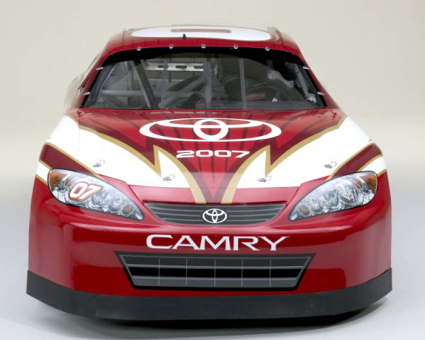 toyota camry nascar-pic. 2