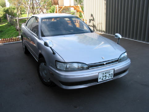 toyota camry prominent v6 #4