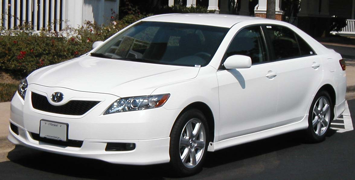 toyota camry se-pic. 1