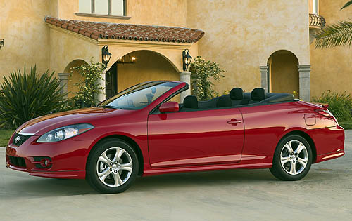 toyota camry solara convertible-pic. 2