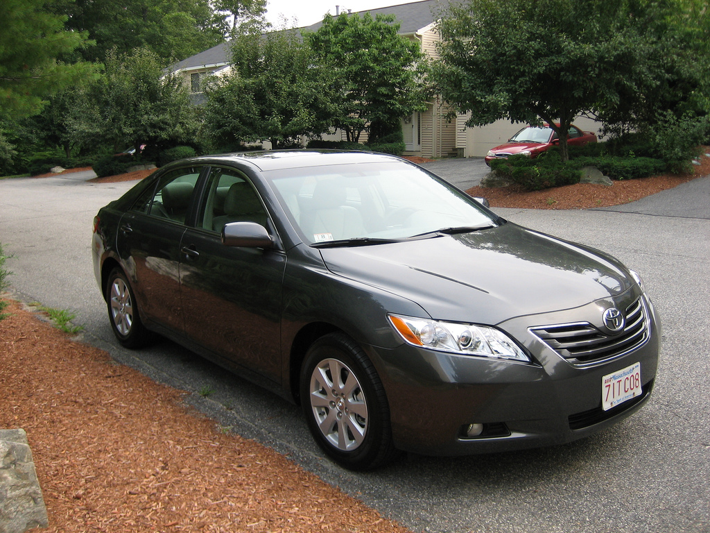 toyota camry xle-pic. 1