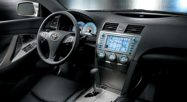toyota camry xle v6-pic. 2