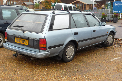 toyota carina estate #1