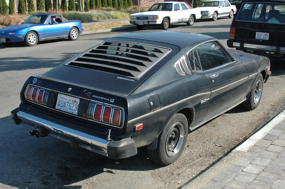 toyota celica gt liftback photos and comments. Black Bedroom Furniture Sets. Home Design Ideas