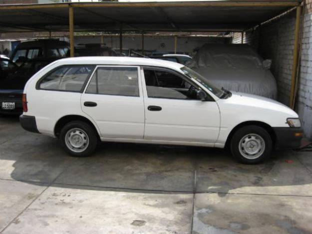 toyota corolla station wagon photos and comments www. Black Bedroom Furniture Sets. Home Design Ideas