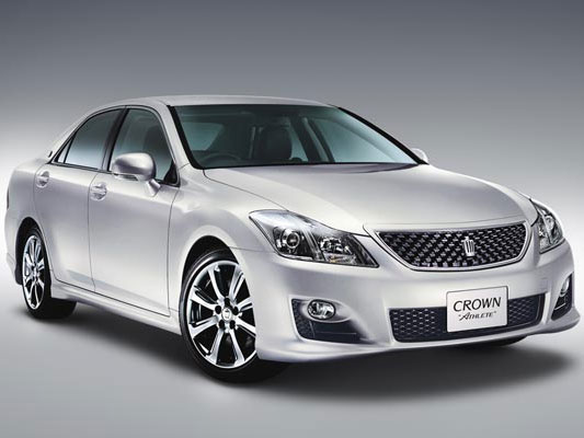 toyota crown 2.5-pic. 2