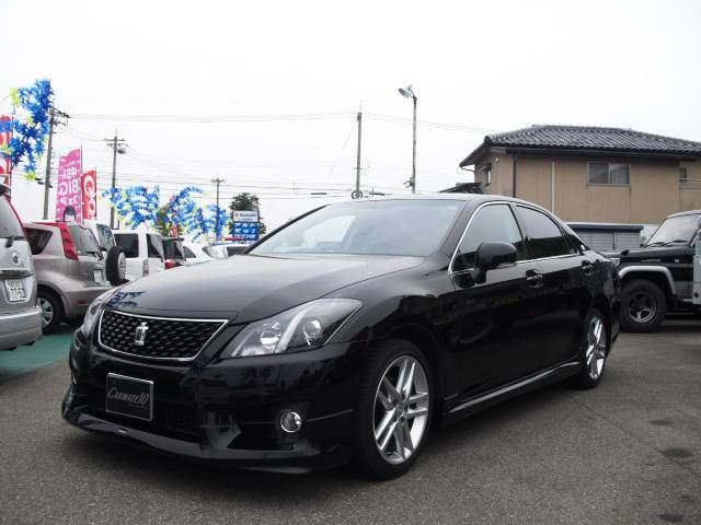 toyota crown 2.5-pic. 3