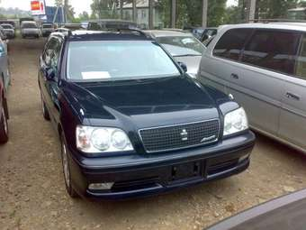 toyota crown 2000-pic. 1