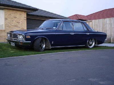 toyota crown 2300-pic. 1