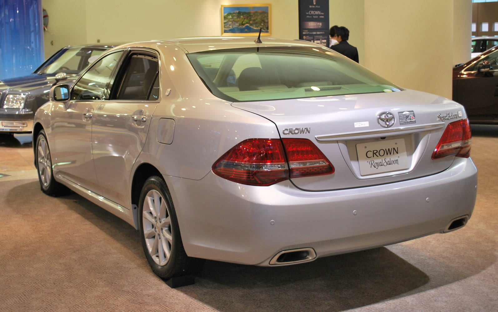 toyota crown royale-pic. 2