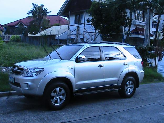toyota fortuner 2.7 at #3