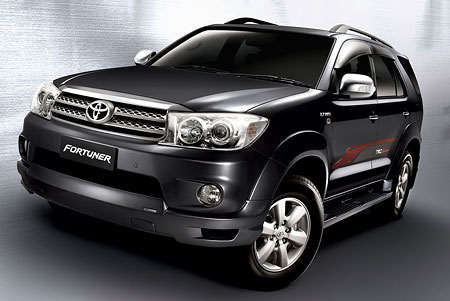 toyota fortuner 2.7 at #5