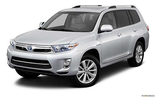 toyota highlander hybrid 4x4 photos and comments. Black Bedroom Furniture Sets. Home Design Ideas