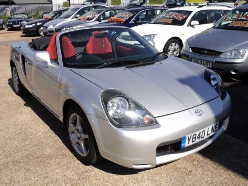 toyota mr2 1.8 roadster-pic. 3