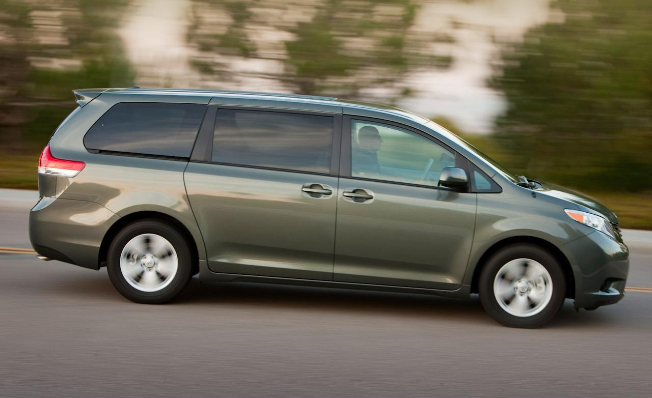 modifications of toyota sienna. Black Bedroom Furniture Sets. Home Design Ideas