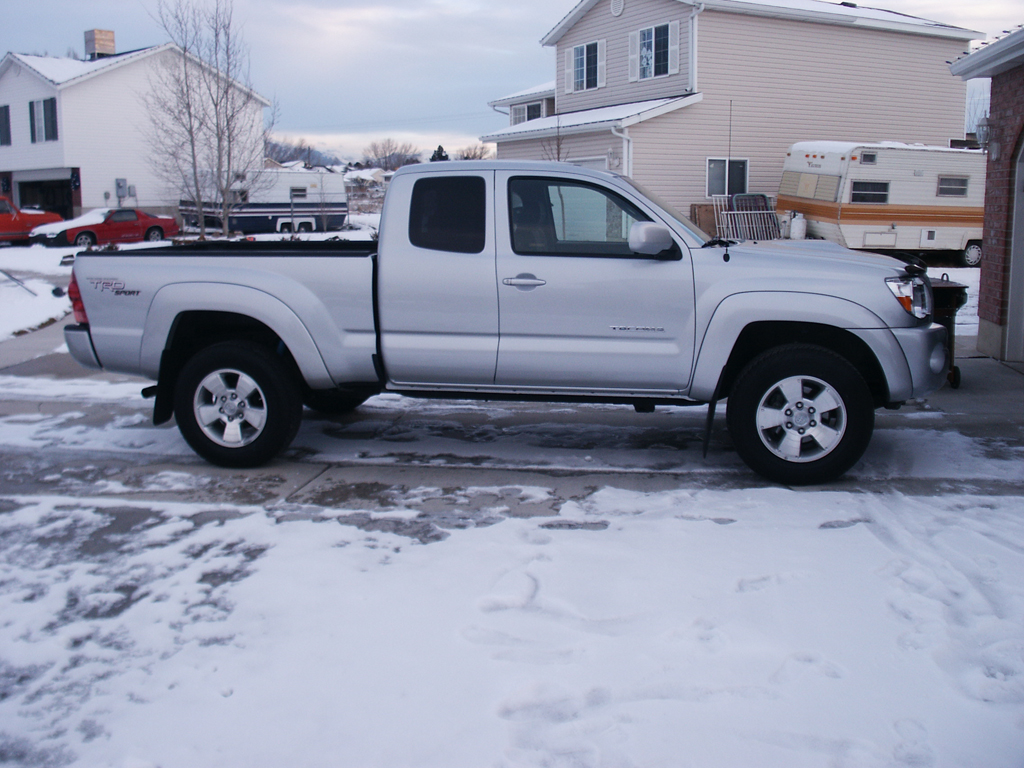 toyota tacoma access cab photos and comments. Black Bedroom Furniture Sets. Home Design Ideas
