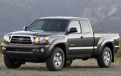 toyota tacoma prerunner access cab-pic. 2