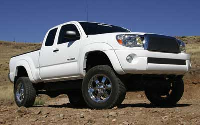 toyota tacoma prerunner access cab-pic. 3