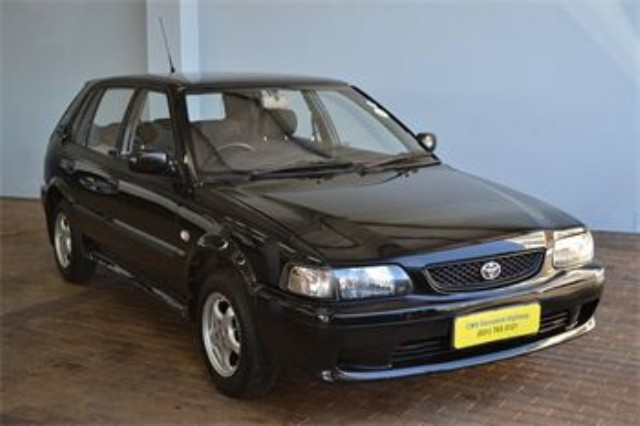 toyota tazz 130 xe-pic. 1