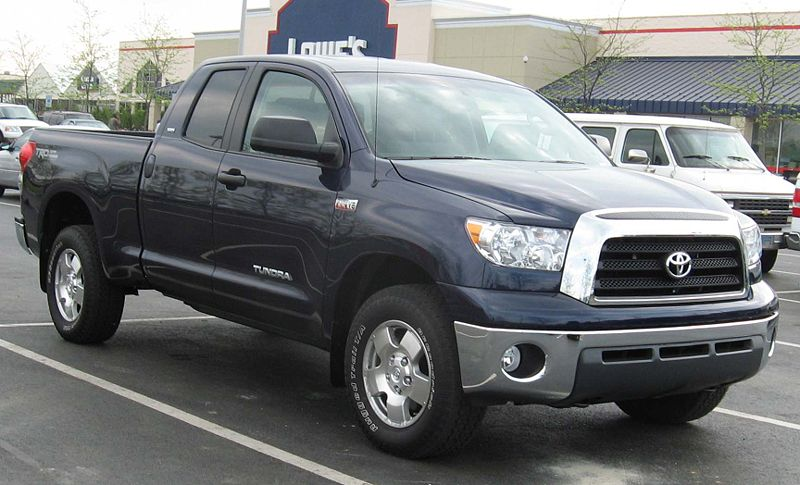 toyota tundra double cab-pic. 2