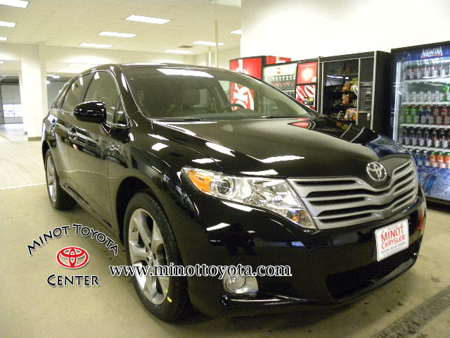 toyota venza 4wd #1