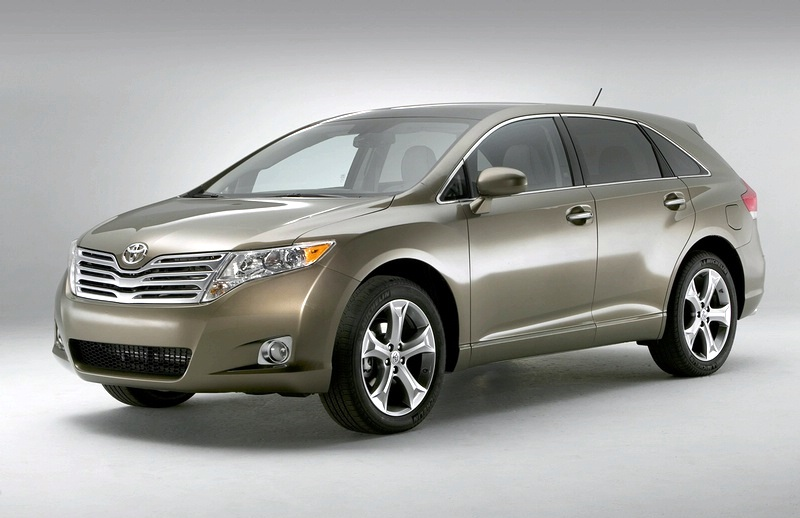 toyota venza 4wd #2