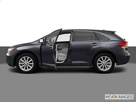 toyota venza 4wd #3