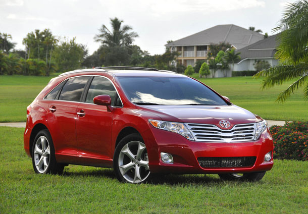 toyota venza 4wd #4