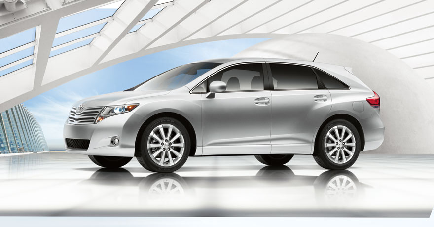 toyota venza 4wd #6