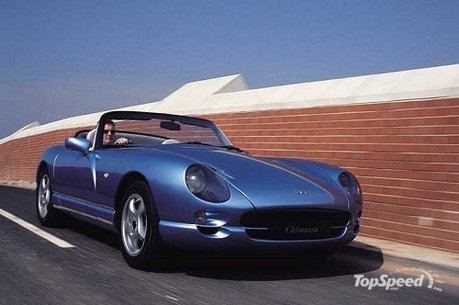 tvr griffith 4.0 #3