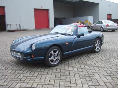 tvr griffith 4.0 #4