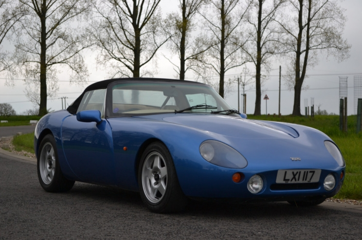 tvr griffith 4.0 #5
