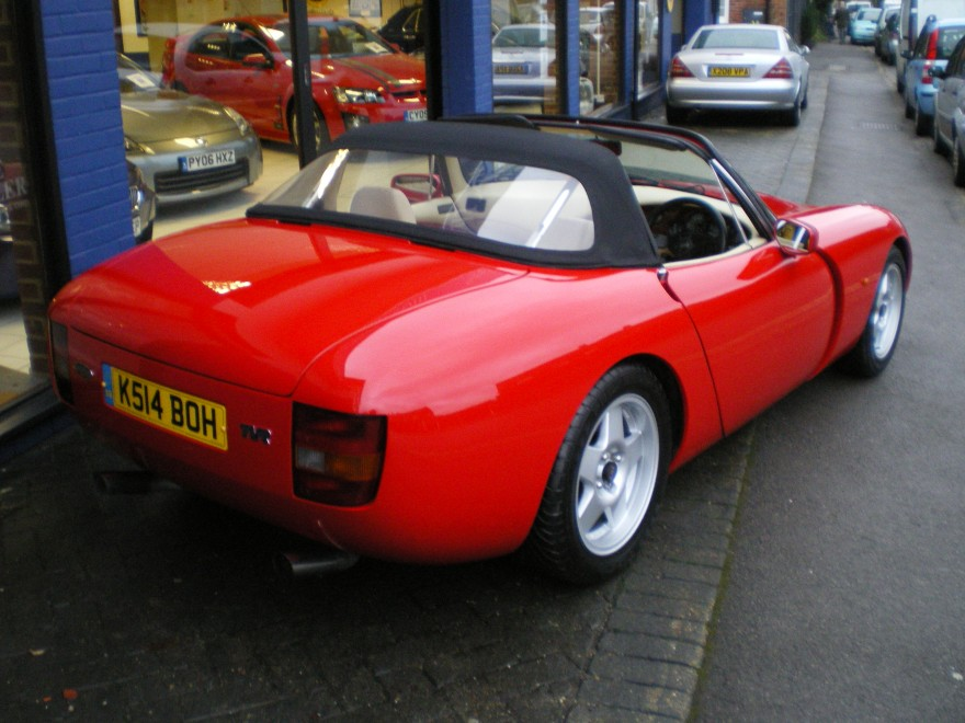 tvr griffith 4.3 #5