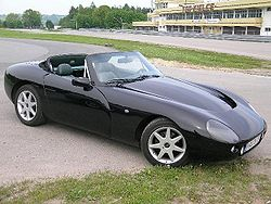 tvr griffith 5.0-pic. 1