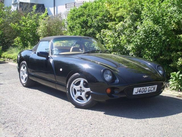 tvr griffith 5.0 #5
