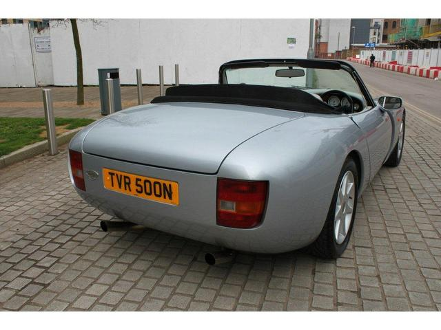 tvr griffith 5.0 #7