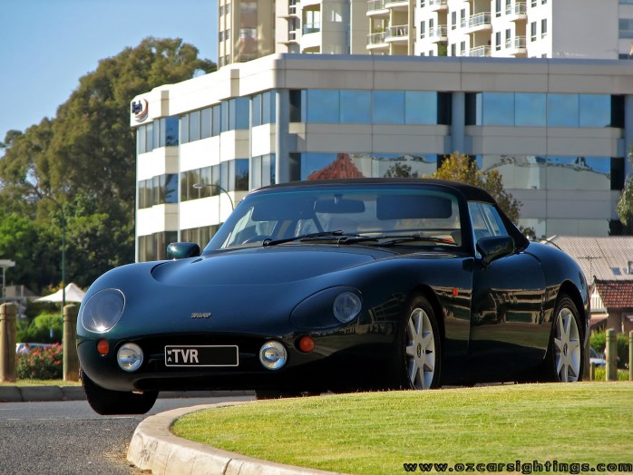 tvr griffith 500 #4