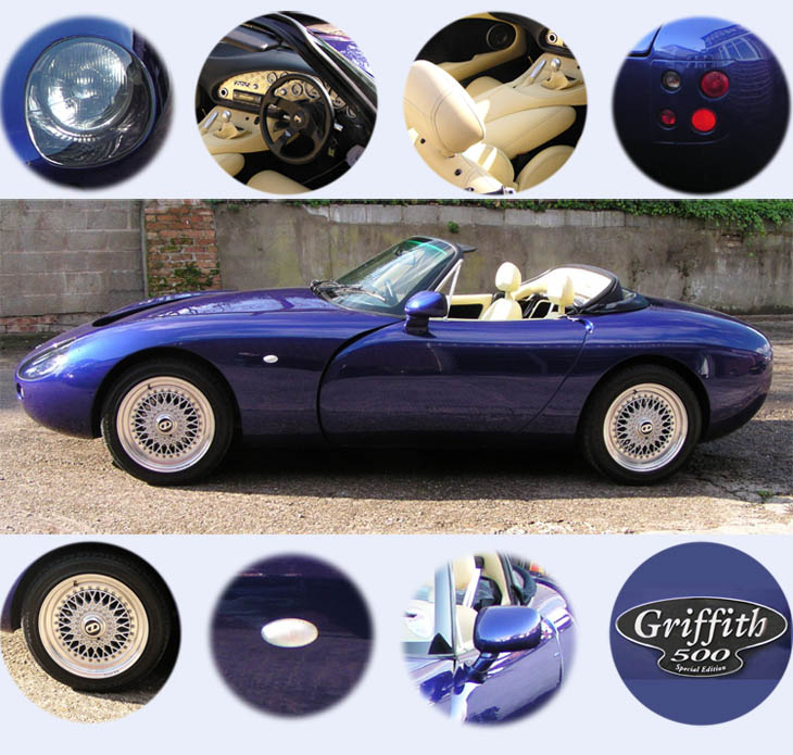 tvr griffith 500 #5