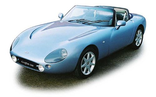 tvr griffith 500 #6