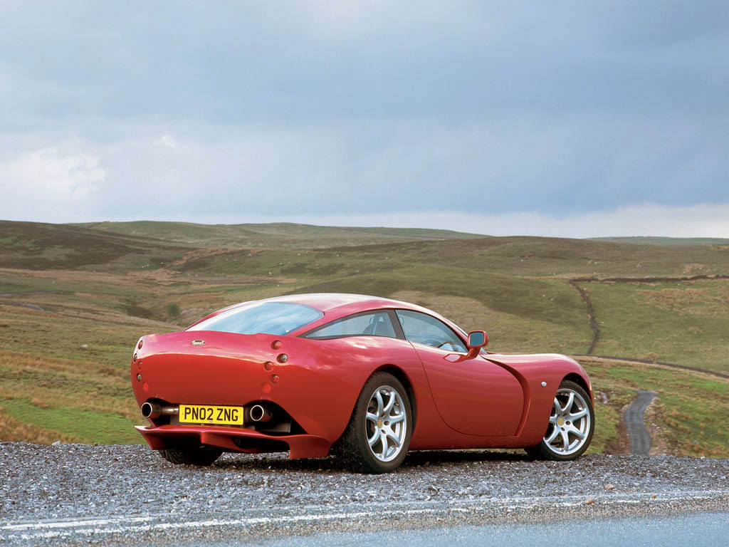 tvr tuscan r #4