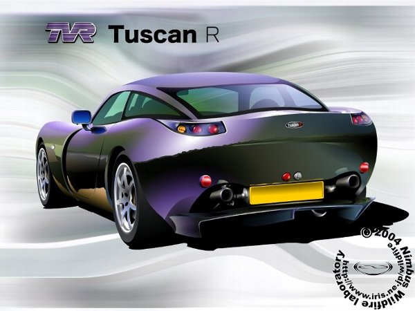 tvr tuscan r #6