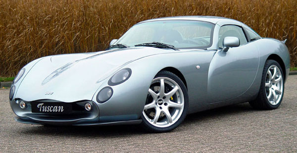 tvr tuscan s #3