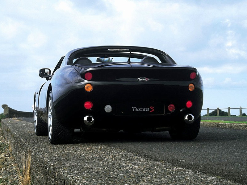 tvr tuscan s #4