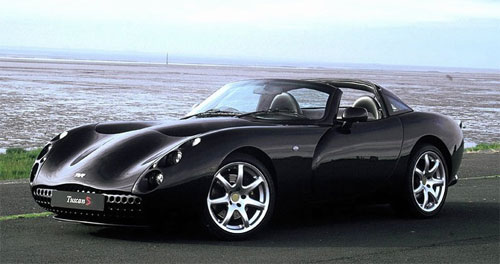 tvr tuscan s #5