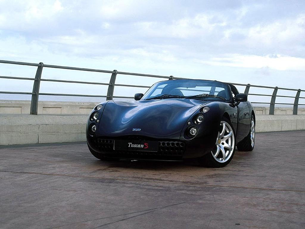 tvr tuscan s #8