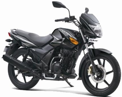 tvs flame ds 125-pic. 1