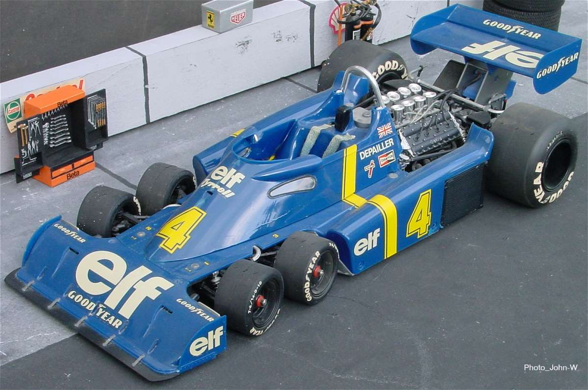 tyrrell p34 ford-pic. 2