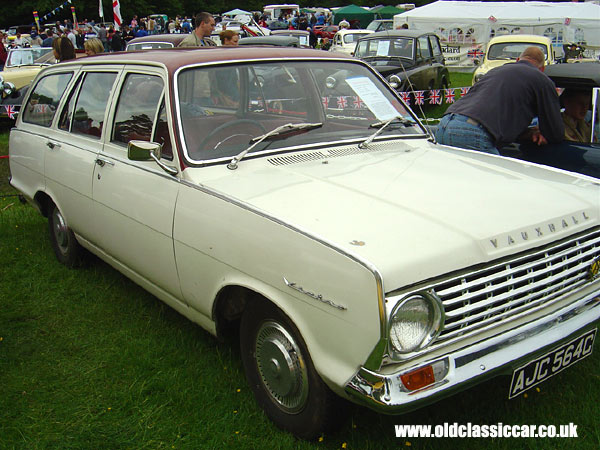 vauxhall victor 101 estate-pic. 2