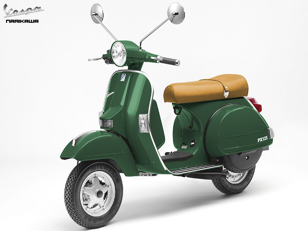 vespa px 125 photos and comments. Black Bedroom Furniture Sets. Home Design Ideas
