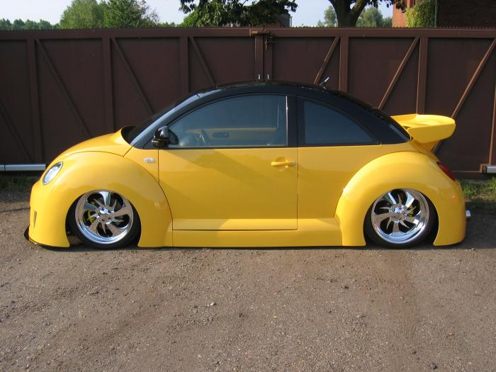 volkswagen beetle 1.8 turbo #0